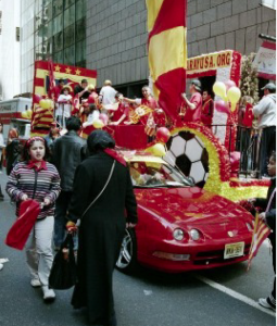 NYC Turkish Day Parade