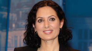 """Naika Foroutan (pictured above) headed the interdisciplinary research group at the Humboldt-Universität zu Berlin that conducted the ""Post-migrant Germany"" study, which exposed ambivalent attitudes towards migration."" (Photo: Qantara.de)"